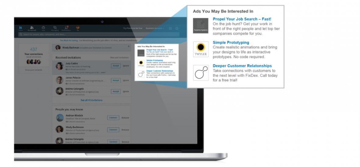 Linkedin-Sponsorlu-tekst-reklami-1