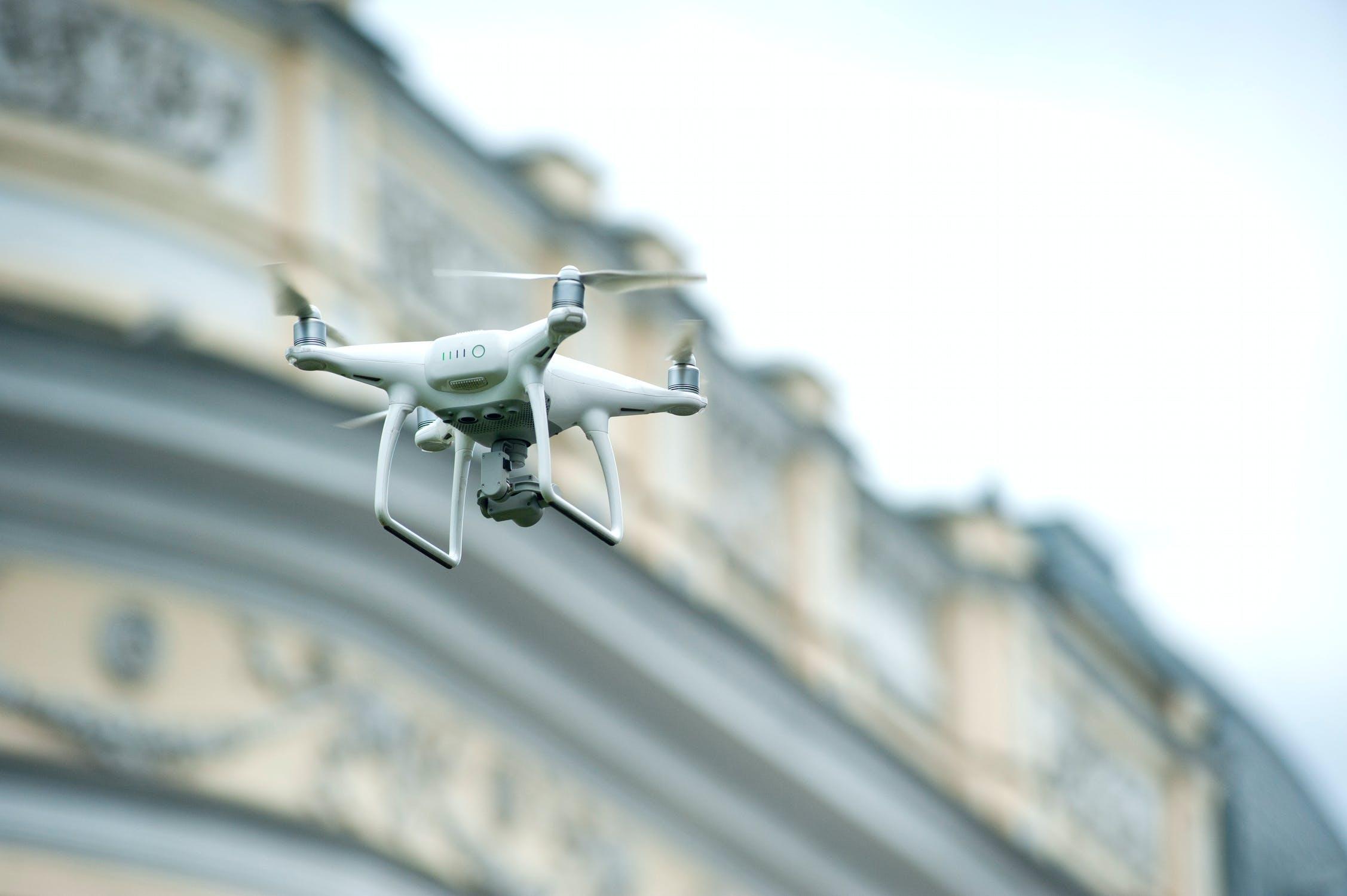 drone çekim yapmak