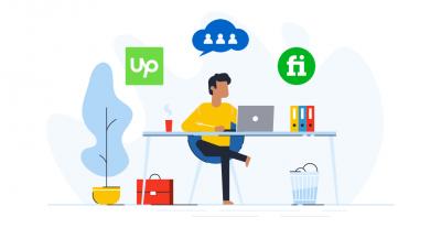 Freelance tasarım platformları